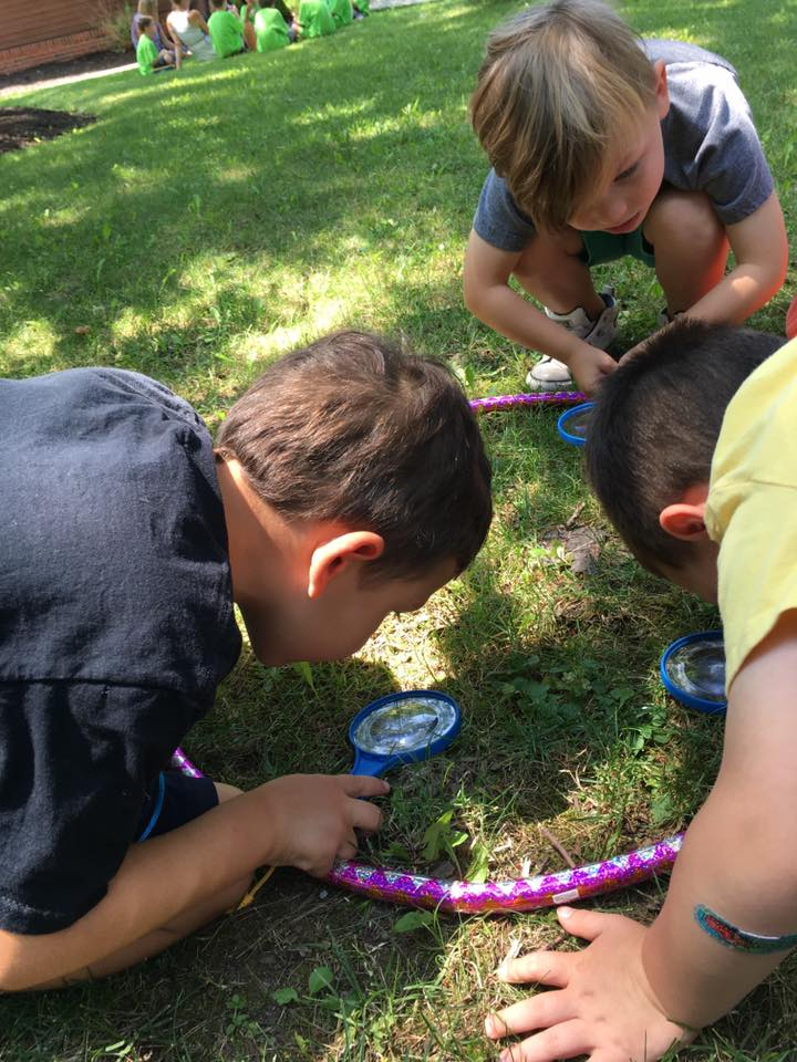 6 fun and educational outdoor activities for young children