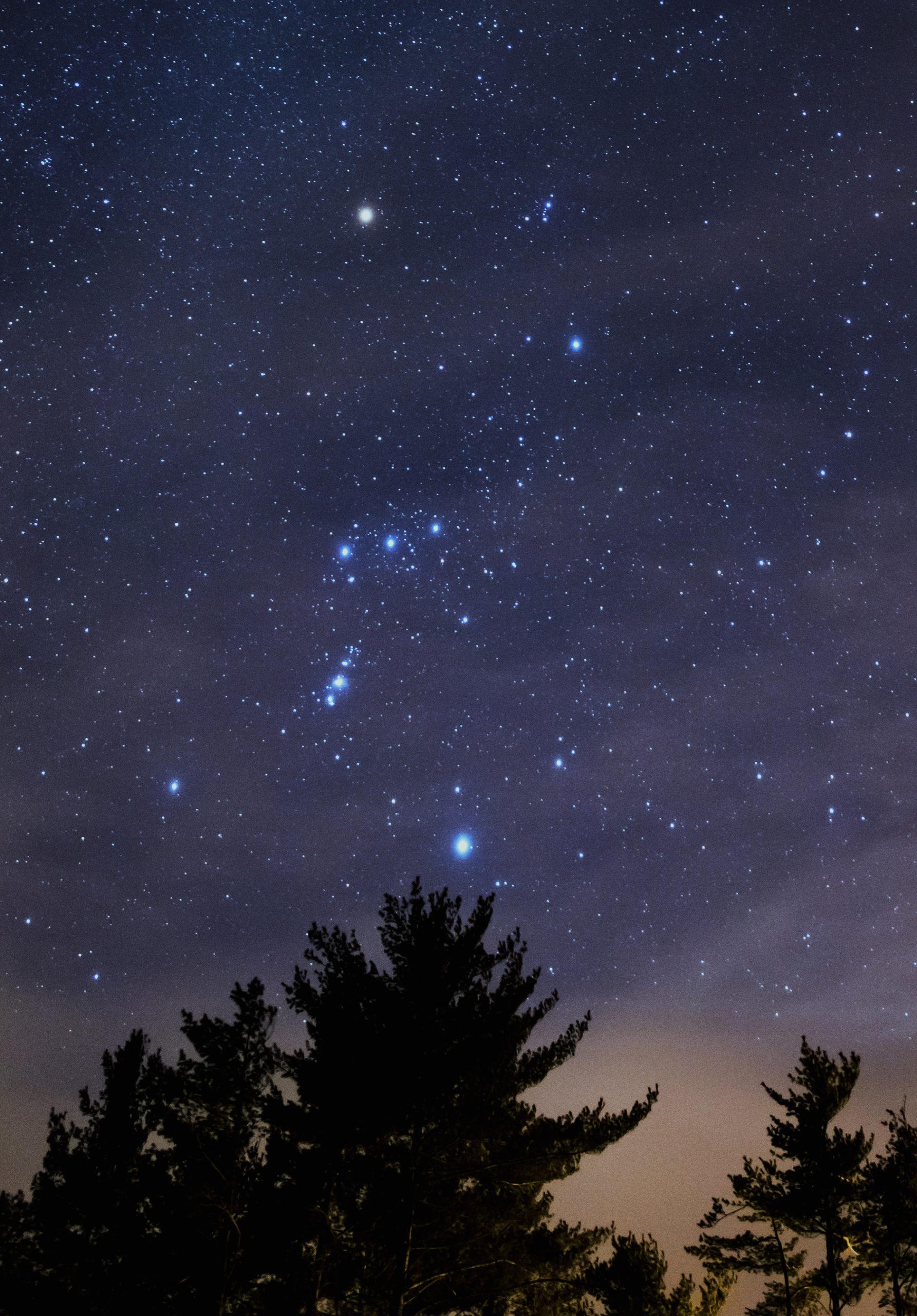 Astronomy Club: November Newsletter