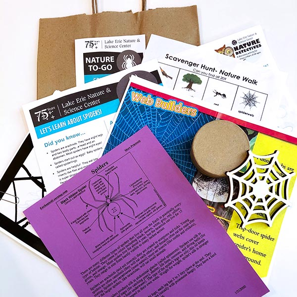 Nature To-Go Spiders kit