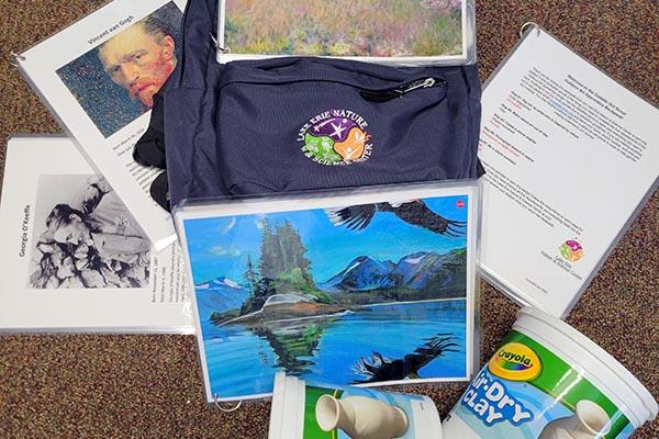 Cadette Outdoor Art Apprentice Backpack
