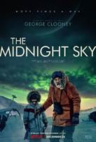 The Midnight Sky movie poster